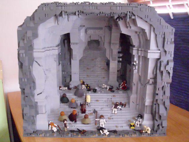 Lego Herr Der Ringe Moc