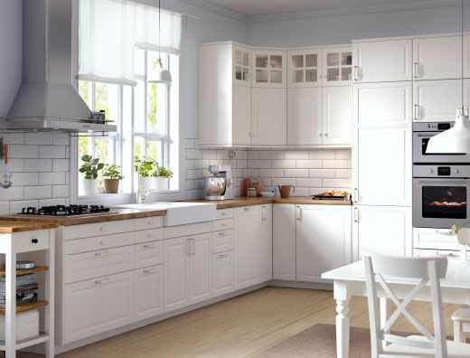 The IKEA Kitchen Remodeling Blog - new SEKTION kitchen cabinet ...