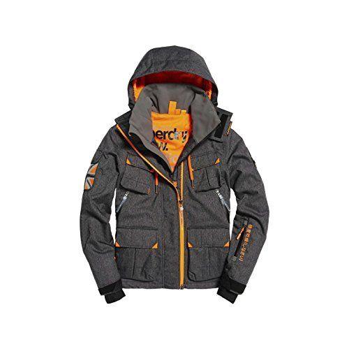 Superdry Hm Service Jacket Ultimate Snow Homme Ski Veste Pour Tp7w8x De qUpVzSM