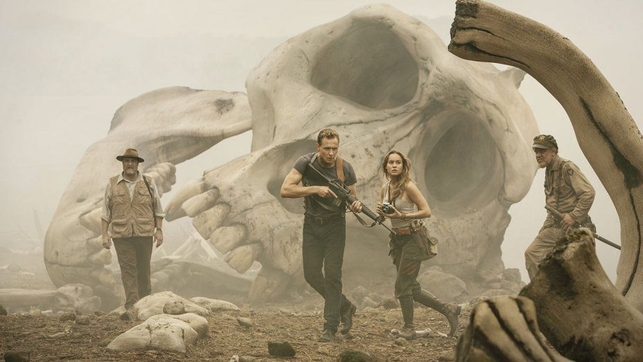Box Office Update: 'Kong: Skull Island' Crushes Competition on Friday with $20.2 Million