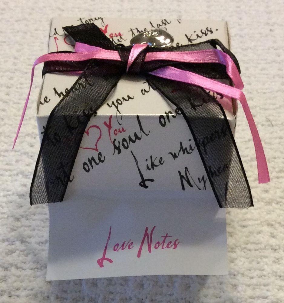 kate aspen post it love note box weddingshower favorgift 24 boxes