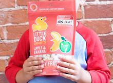 Little Duck all-natural snacks for kids