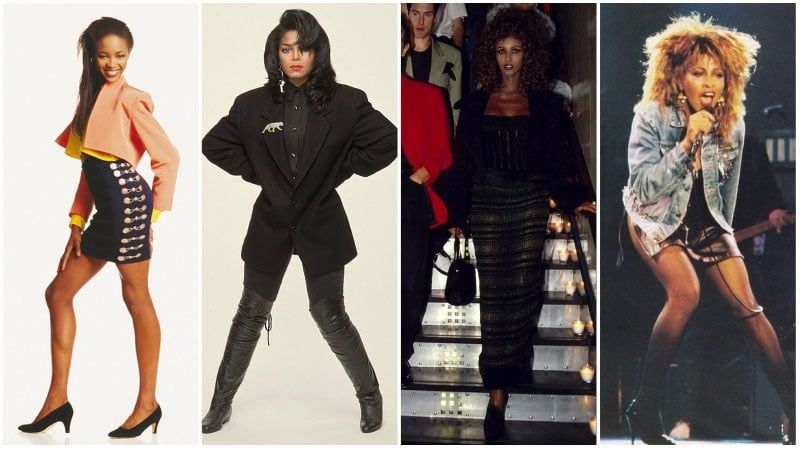 80 S Fashion For Women How To Get The 1980 S Style The Trend Spotter 1980s Fashion 80s Fashion Black 80s Fashion