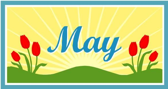Image result for events in May clipart