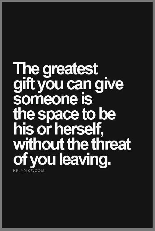 quotes on giving someone space Archives - Inspirationfeed
