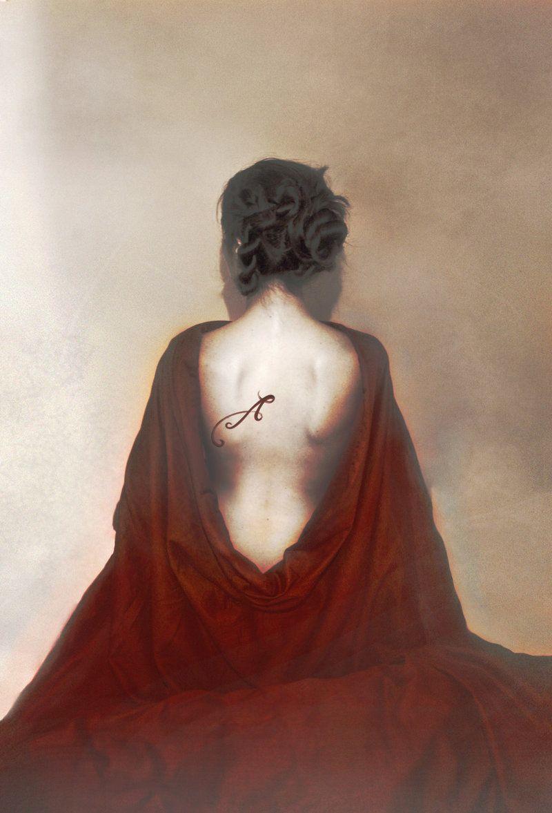 The Scarlet Letter II by HeathenHeart The scarlet letter