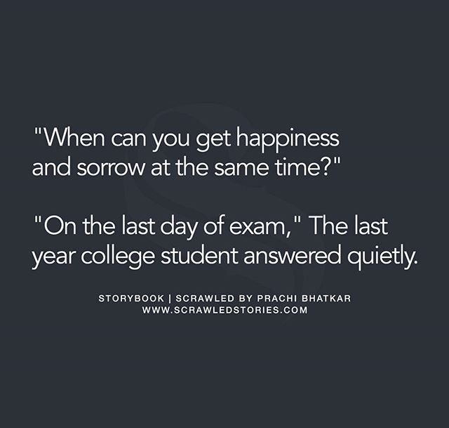 True,not College And School Only, Also Leaving Your Best