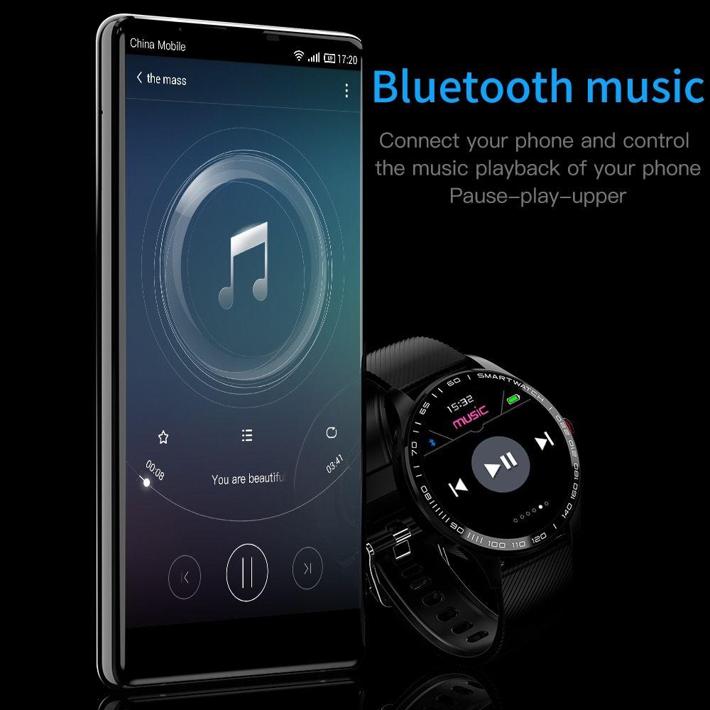 feaf21ed6183bcd51d5649e3e671acf5 Smartwatch L9