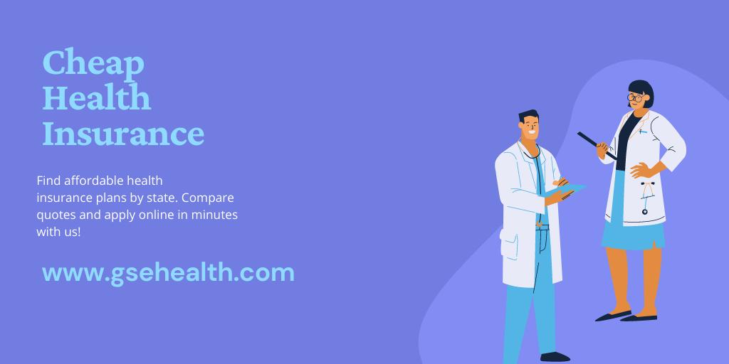 Cheap Health Insurance In 2020 Cheap Health Insurance