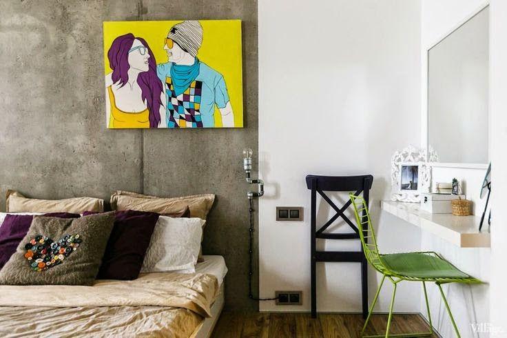 Tendência no décor: estilo loft