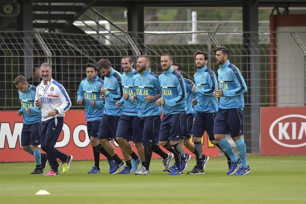 Euro 2016, Italia subito in campo dopo la Svezia #Giaccherini