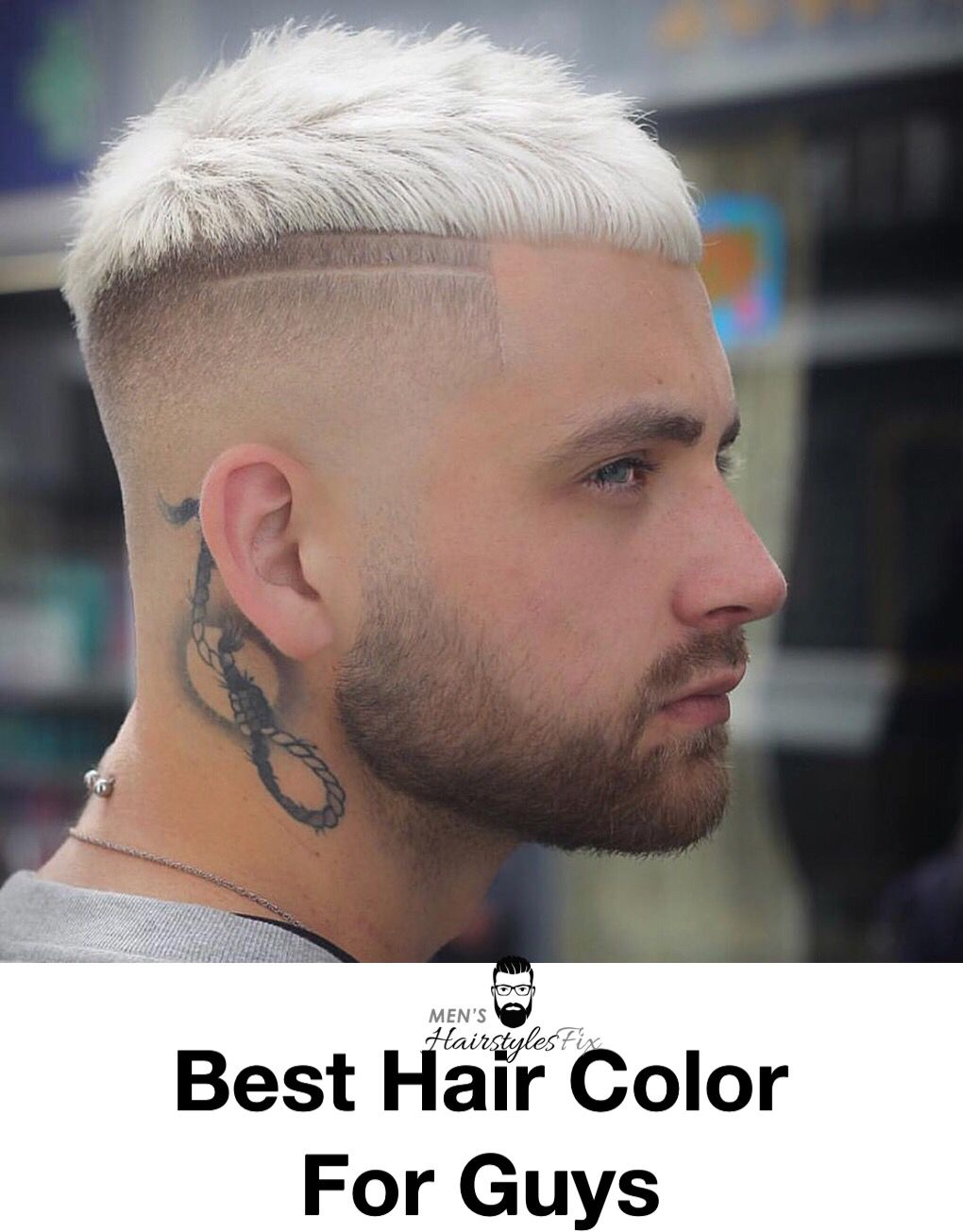 20 Best Hair Color For Guys In 2018 Mens Hairstyles 2018 Cool Hairstyles For Men Mens Hairstyles Short