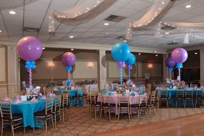 Magnificent Party Rooms - Camp Themed Bat Mitzvah