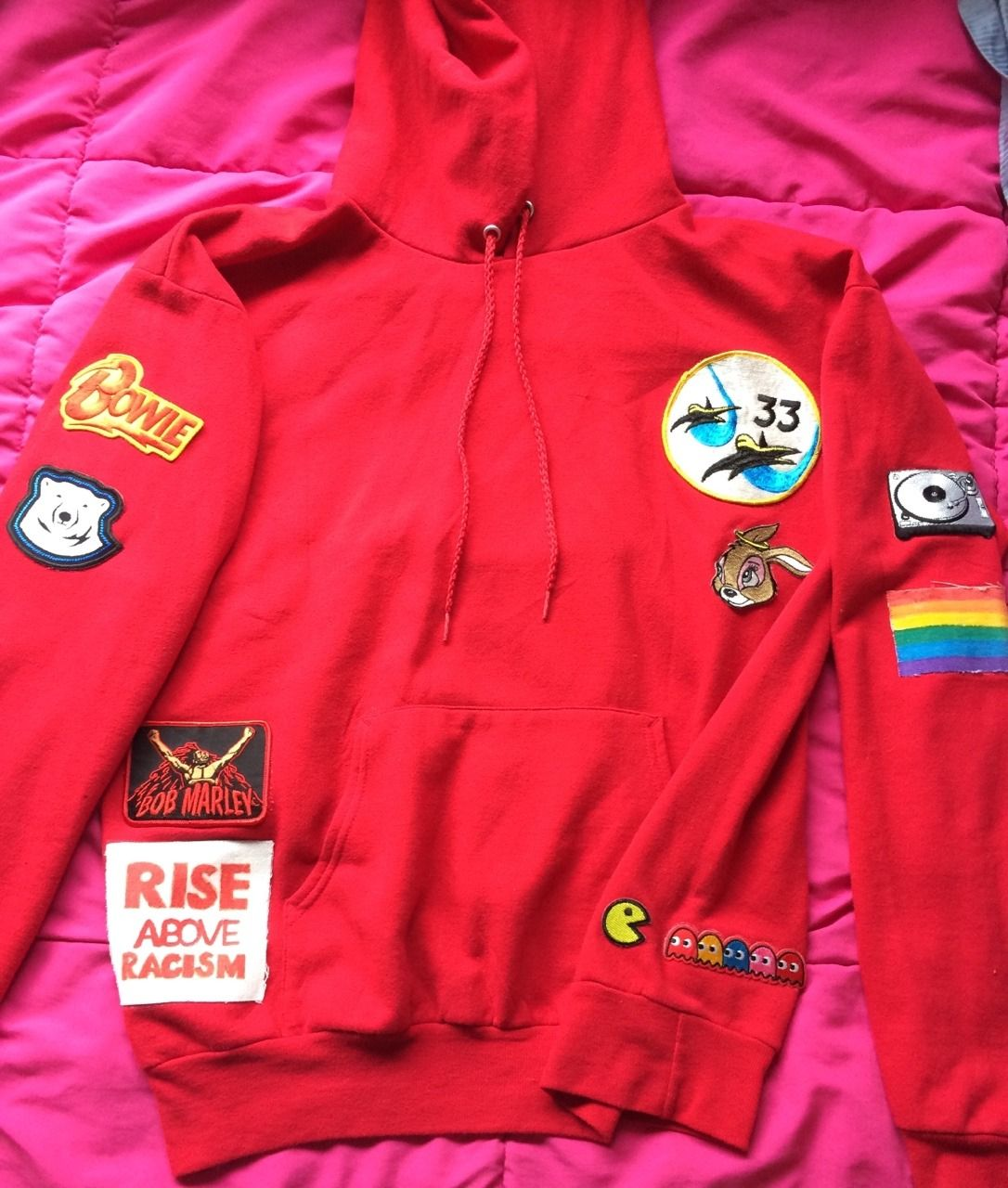 Michael Mell Cosplay Jacket From Be More Chill Other Be More