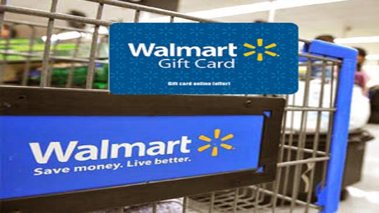New Walmart Gift Card Giveaway (With images) Walmart
