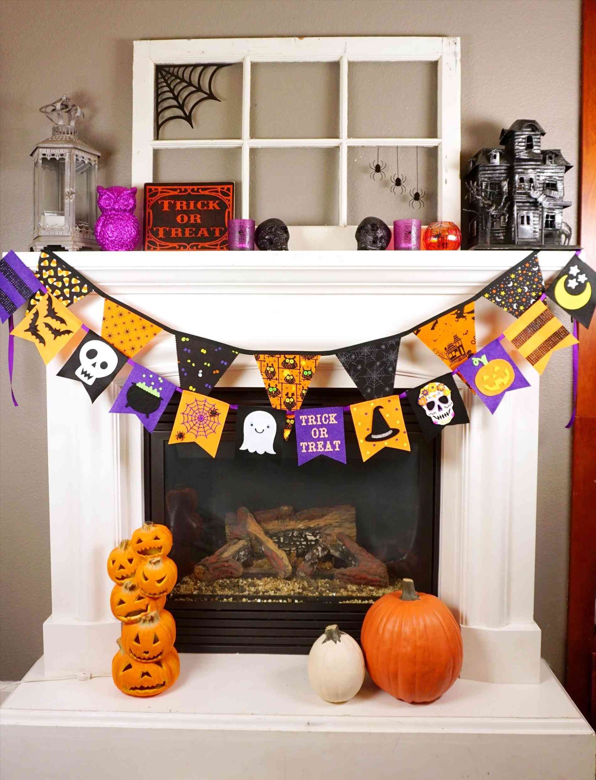 homemade halloween decorations for your room Diy