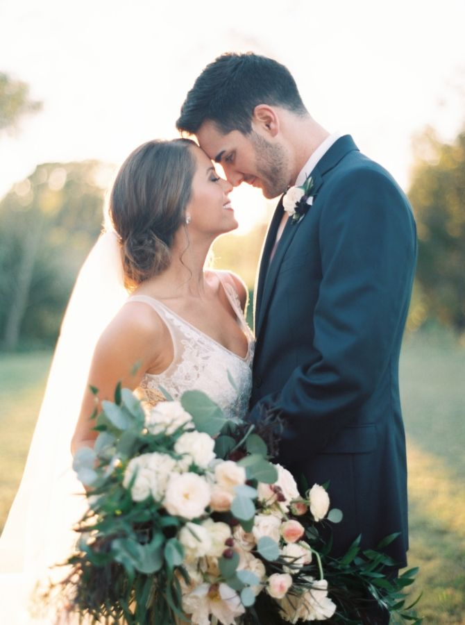 For Sarah and Tanner, a wedding under the Texas sun was kind of a no-brainer. Both outdoor lovers through and through, they planned a fall celebration with loved ones by their side, and you better believe they soaked up every