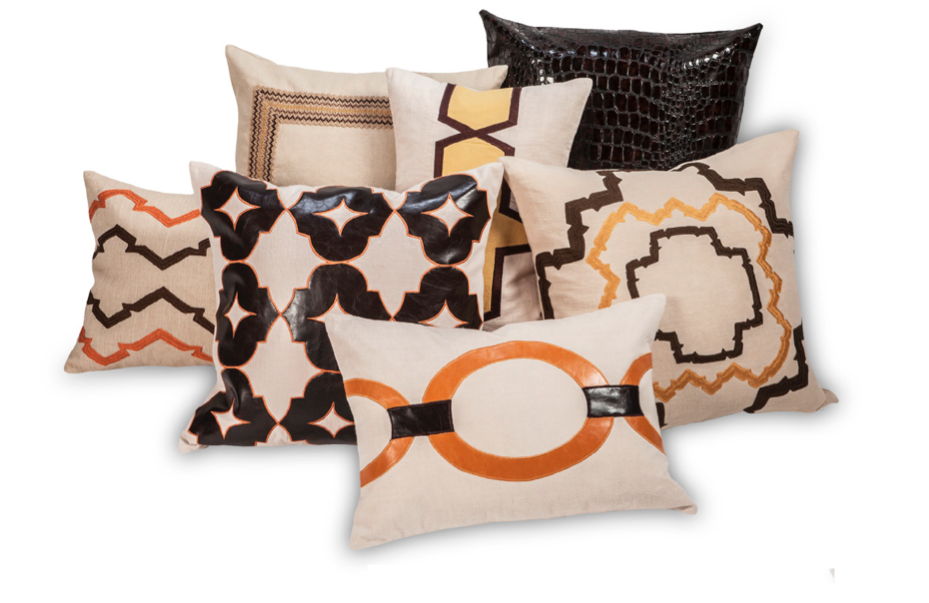 Pillow Perfection by Piper Collection / The English Room Blog
