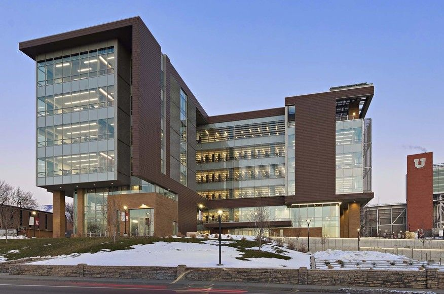 Delightful University Of Utah, S.J. Quinney College Of Law | Architect Magazine |  SmithGroup JJR, Salt Lake City, Education, Institutional, 2016 AIA Maryland  Design ...