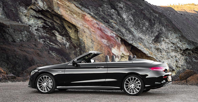 The New C Class Cabriolet Mercedes Hatchback Mercedes Mercedes