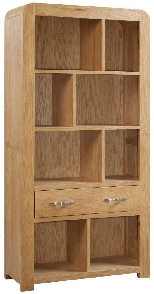Incredible Devonshire Verona Tall Bookcase Oak In 2019 Home Download Free Architecture Designs Crovemadebymaigaardcom