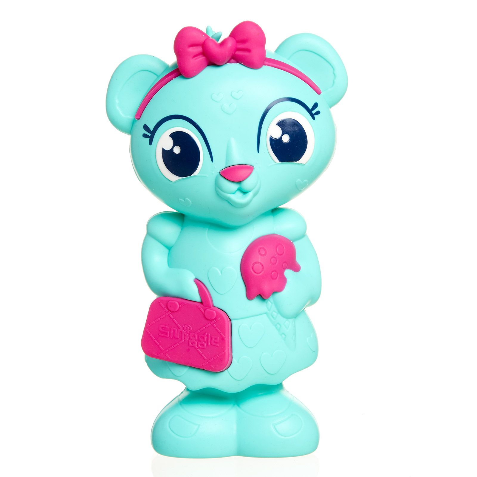 Image for Yay Scented Silicone Pencil Case from Smiggle UK