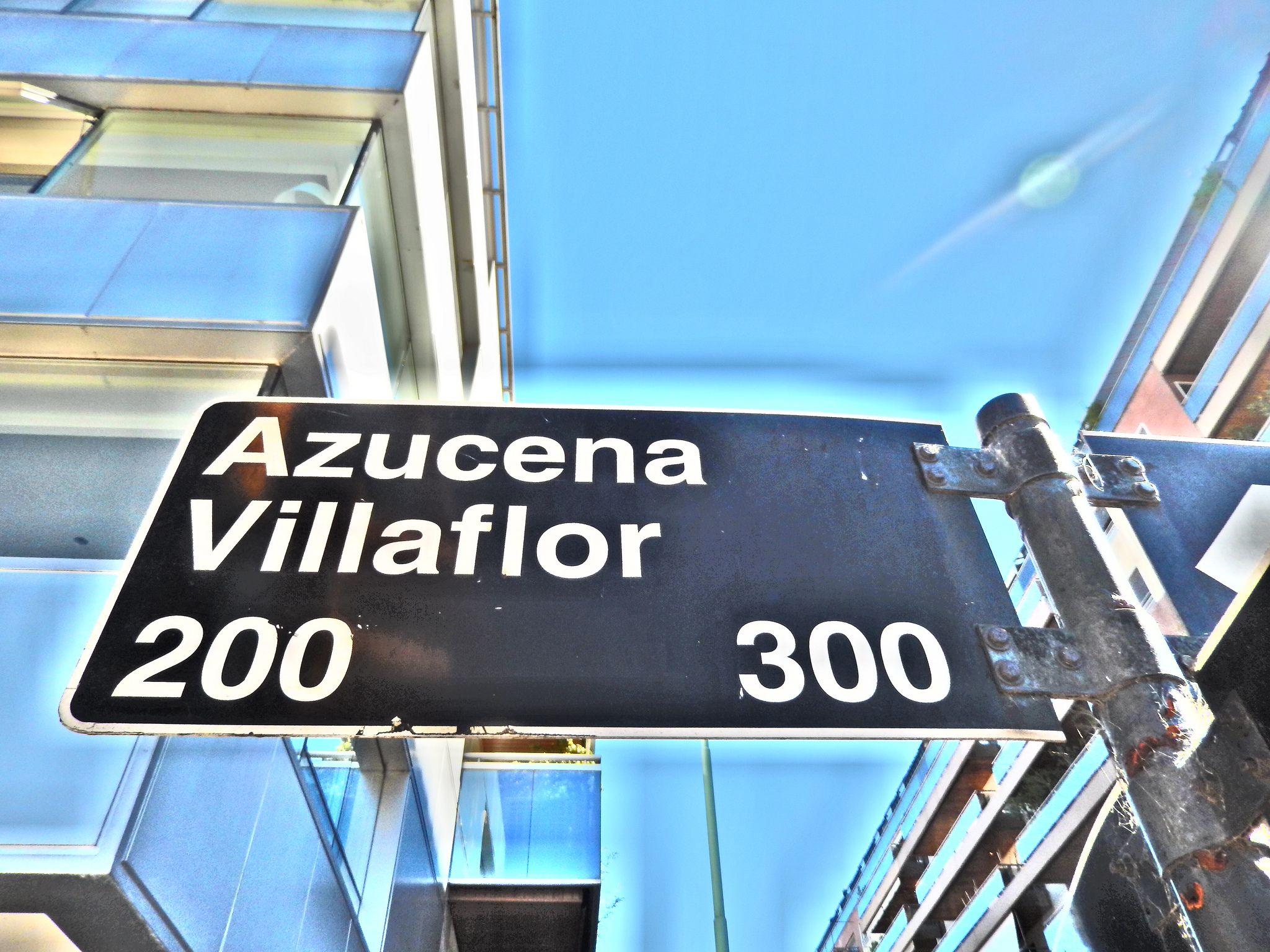 https://flic.kr/s/aHsjMMzp4w | Calle Azucena Villaflor , Puerto Madero | Calle Azucena Villaflor , Puerto Madero