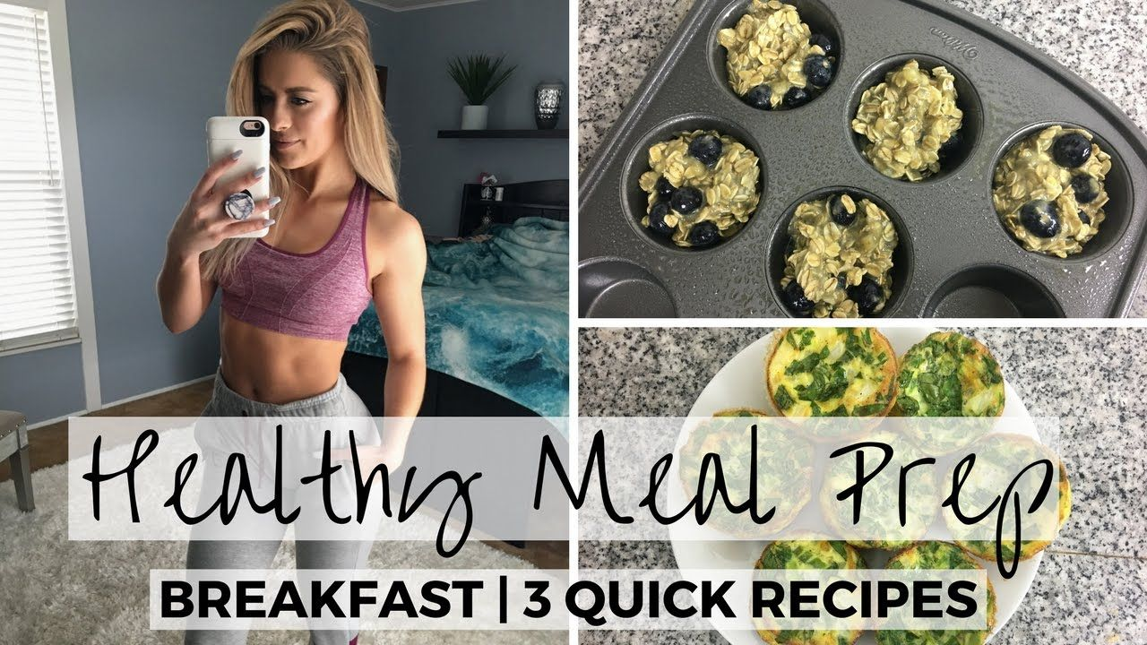 3 simple easy breakfast meal prep recipes for the week youtube 3 simple easy breakfast meal prep recipes for the week youtube forumfinder Choice Image