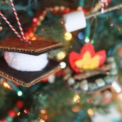 Ornament S Mores Christmas