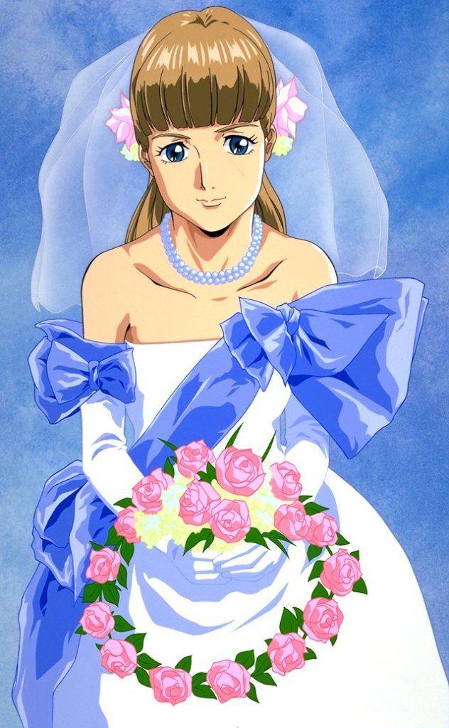 Heero and releana wedding dresses