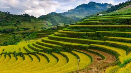 Lao Cai Ranked In Top 10 World S Most Beautiful Places Therichest A Leading Entertainment And