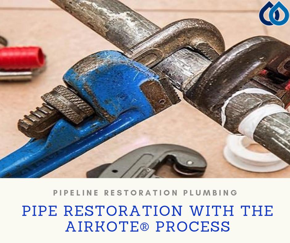 Epoxy Pipe Restoration in Santa Ana, CA | Pipe Restoration