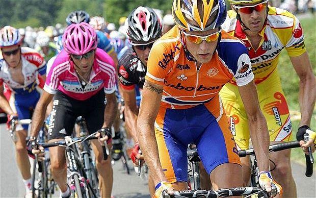 British cyclist David Millar hits out at Rabobank's 'sickening ...