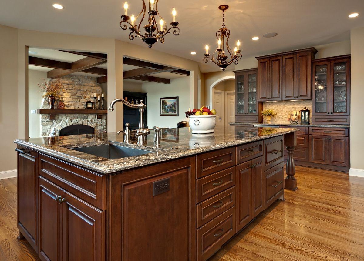 26 stunning kitchen island designs | construction design, kitchens