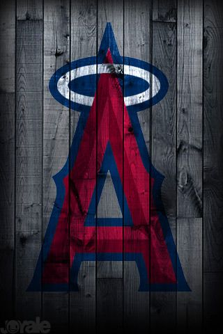 Anaheim Angels I Phone Wallpaper A Unique Mlb Pro Team 480 Flickr Baseball Wallpaper Anaheim Angels Angels Baseball