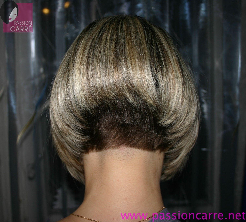 carre plongeant blond nuque courte 01 aline bob blonde short nape hairstyles bob hairstyles. Black Bedroom Furniture Sets. Home Design Ideas