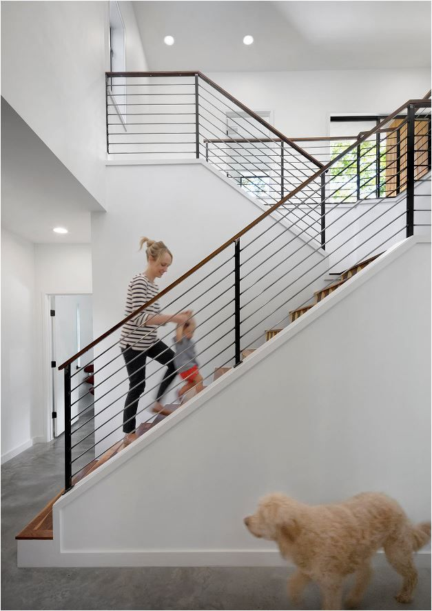 Best Stunning Stair Railings Centsational Girl Stair 400 x 300