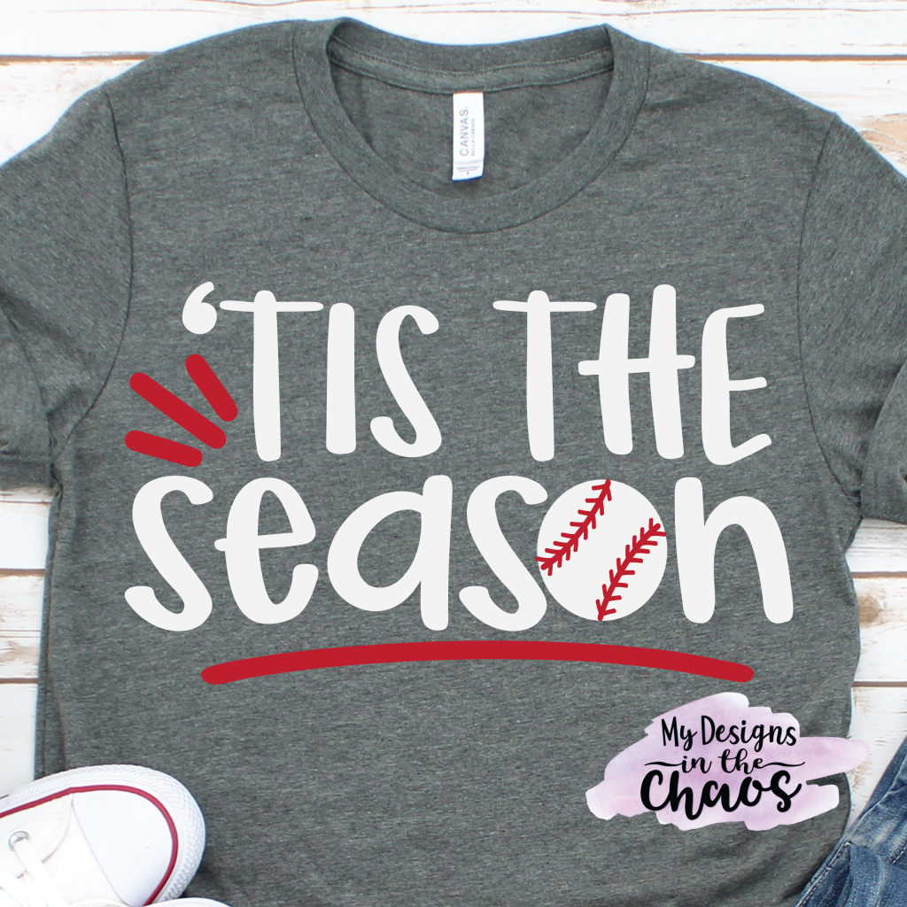 Photo of Free Baseball SVG Files for Silhouette or Cricut – My Designs In the Chaos