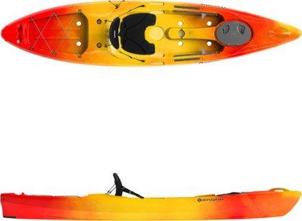 Perception Pescador 12 0 Sit On Top Kayak Rei Co Op