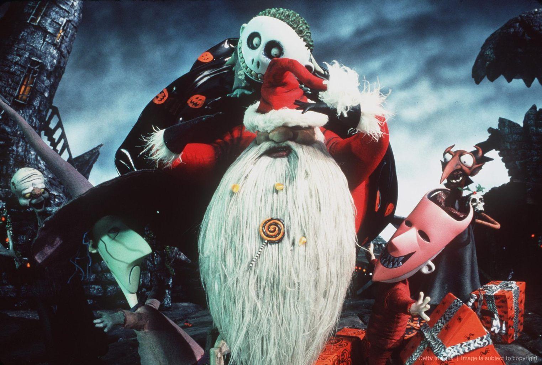 Tim Burtons A Nightmare Before Christmas Movie S