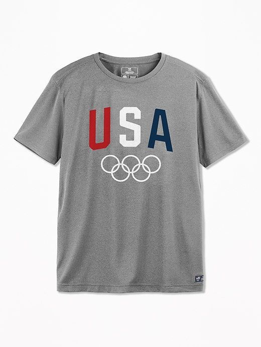 7d625e8272 Old Navy Go-Dry Team USA® Graphic Tee for Boys | T-Shirt ideas in ...