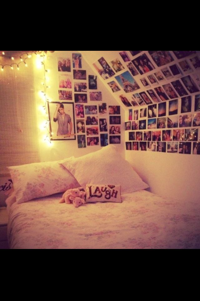 ...replace the Justin Bieber poster with Owl City and you ...
