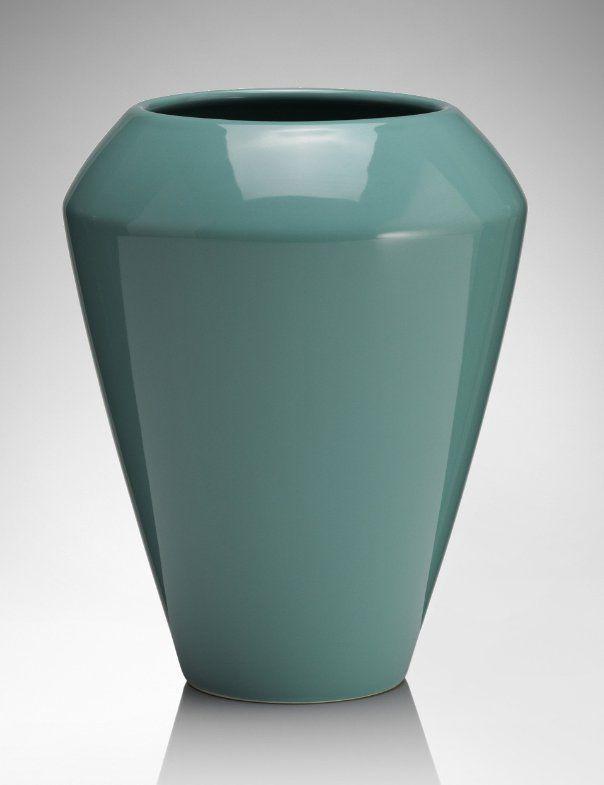 Conran Medium Glazed Vase Marks Spencer Home Decor More