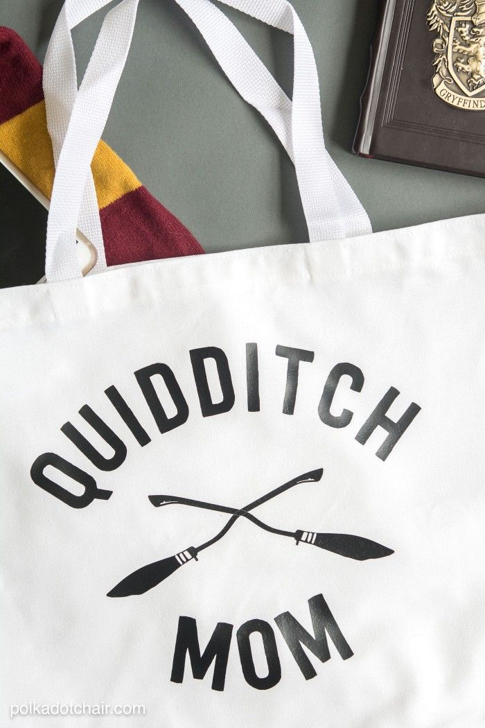 Quidditch mom tote and other harry potter crafts harry potter diy yourself a tote bag for a quidditch mom on the go a free harry potter svg file and idea for harry potter crafts make a cute tote bag solutioingenieria Choice Image