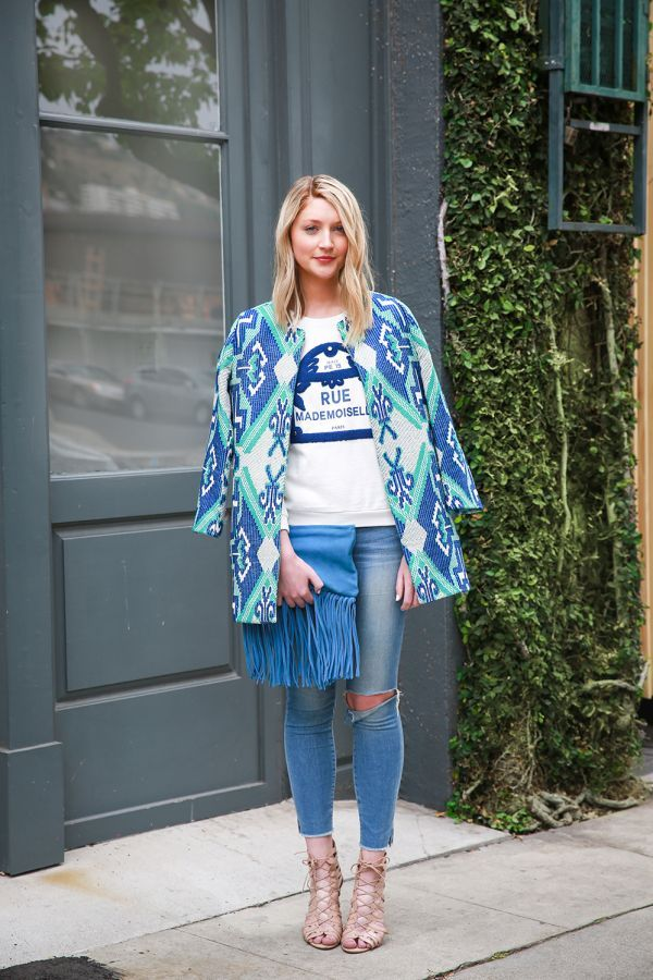 How To Channel French Girl Style This Spring