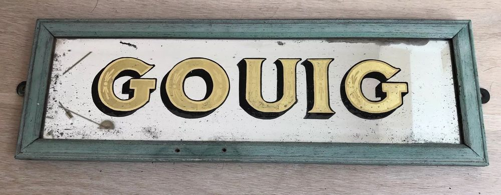 Details About Antique House Name Sign Plate Glass Federation Vintage Haberfield Nsw House Name Signs Antique House House Names