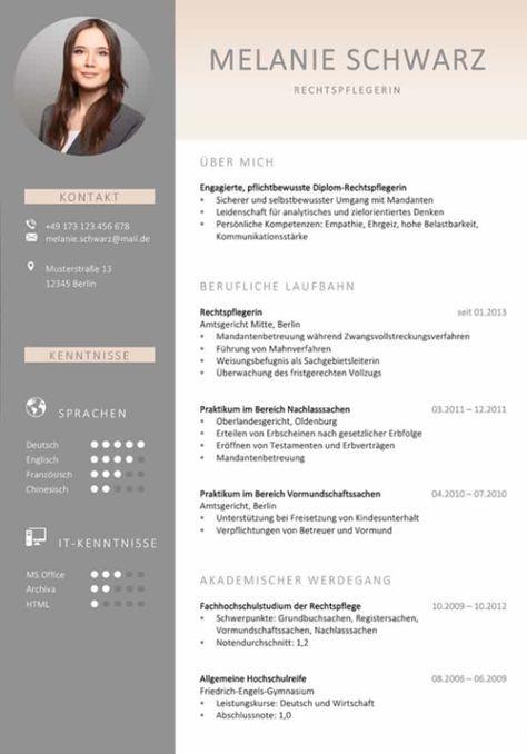 5 Lebenslauf Tipps, wie Ihr CV ein richtiger Hingucker wird | Job ...