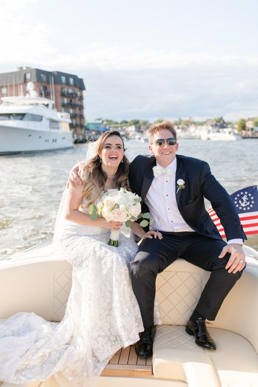 A Magical Annapolis Yacht Club Wedding Wedding, Maid of