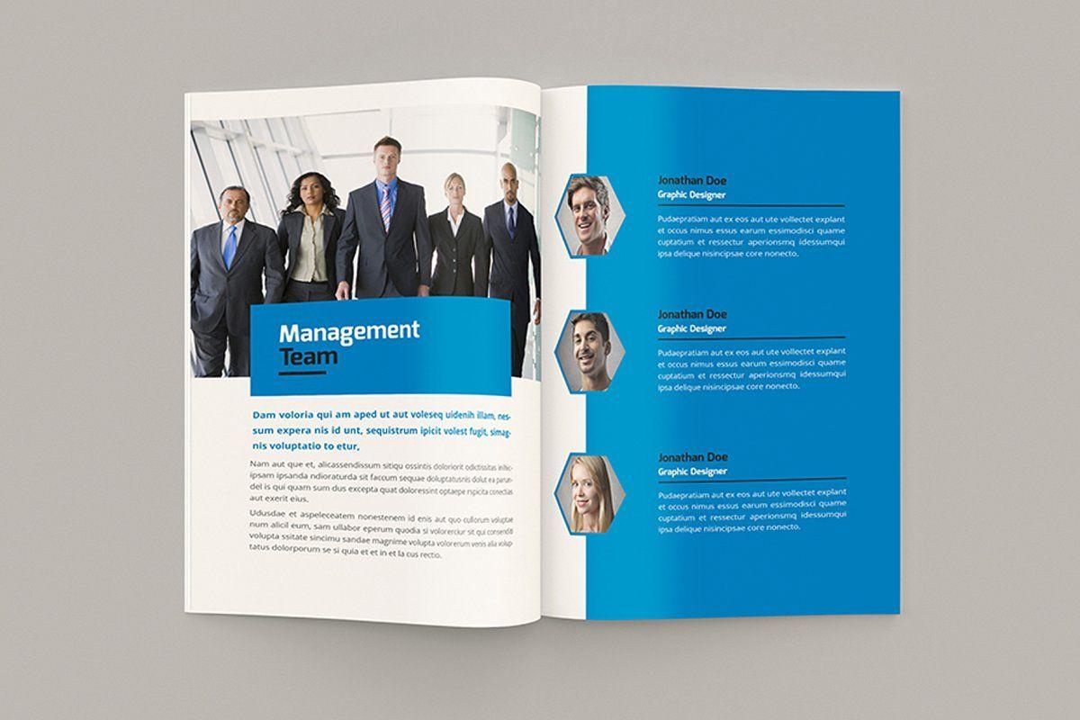 Mblandang Annual Report Brochure in 2020 Annual report