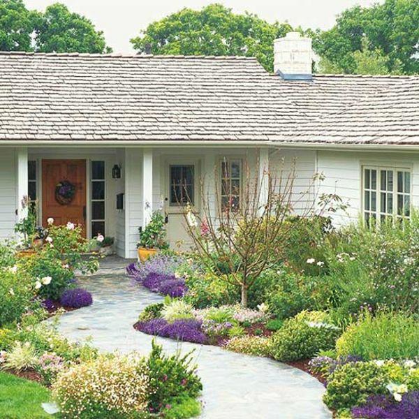 Vorgarten Gestalten Schone Idee Und Pflanztipps